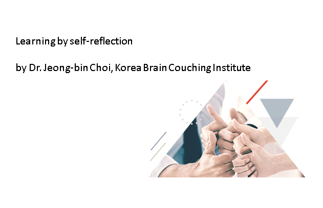 Learning by self-reflection